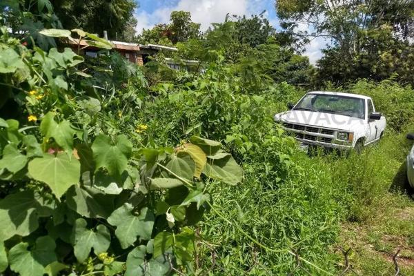 Foto de terreno habitacional en venta en  , ahuatepec, cuernavaca, morelos, 5946984 No. 02