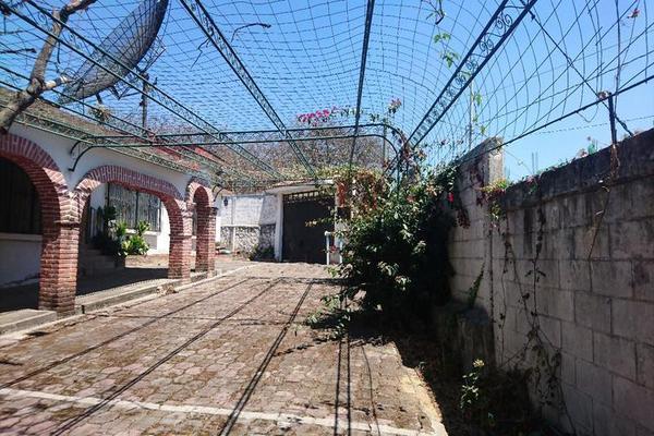 Foto de casa en venta en  , ahuatlán, totolapan, morelos, 11739536 No. 28