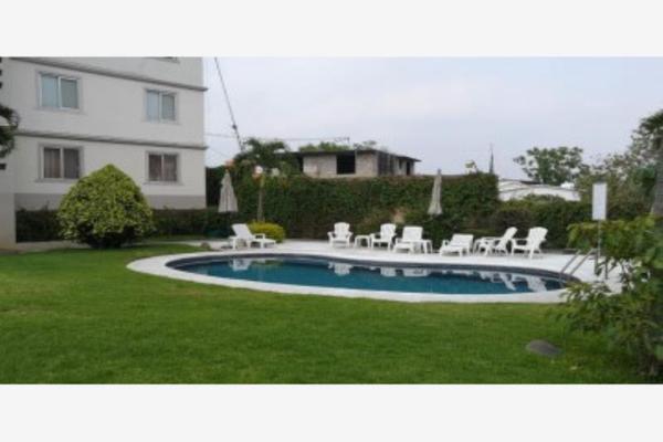 Foto de departamento en venta en  , ahuatlán tzompantle, cuernavaca, morelos, 8441296 No. 01
