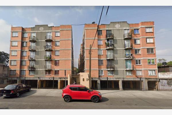 Foto de departamento en venta en ahuehuetes 116, pasteros, azcapotzalco, df / cdmx, 13374210 No. 01