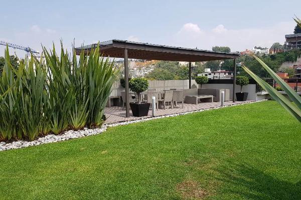 Foto de departamento en venta en ahuehuetes norte , bosques de las lomas, cuajimalpa de morelos, df / cdmx, 5642792 No. 19