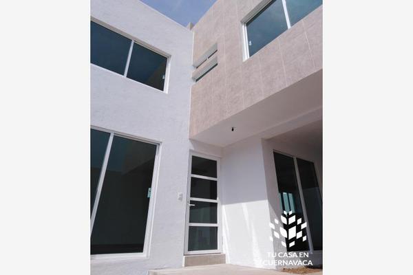 Foto de casa en venta en  , ahuehuetitla, cuernavaca, morelos, 8322934 No. 01