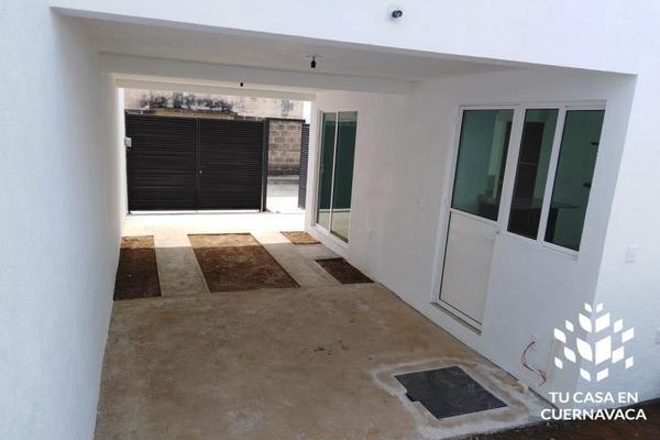 Foto de casa en venta en  , ahuehuetitla, cuernavaca, morelos, 8322934 No. 04