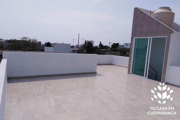 Foto de casa en venta en  , ahuehuetitla, cuernavaca, morelos, 8322934 No. 14