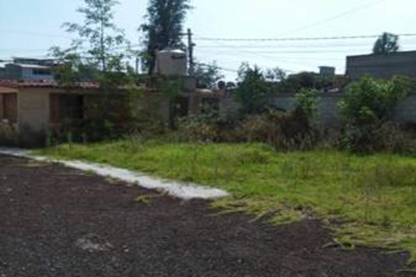 Foto de terreno habitacional en renta en ahuejotes , barrio san marcos, xochimilco, distrito federal, 4637838 No. 02