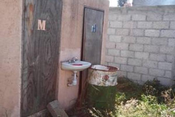 Foto de terreno habitacional en renta en ahuejotes , barrio san marcos, xochimilco, distrito federal, 4637838 No. 04