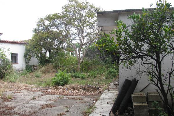 Foto de terreno industrial en venta en ajusco 361, buenavista, cuernavaca, morelos, 8040325 No. 01
