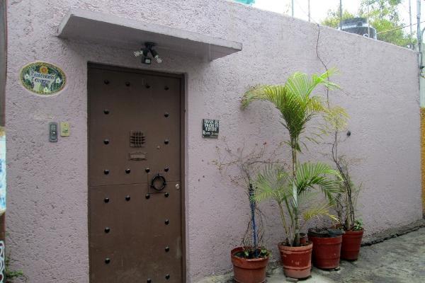 Foto de terreno habitacional en venta en  , ajusco, coyoacán, df / cdmx, 5424834 No. 01