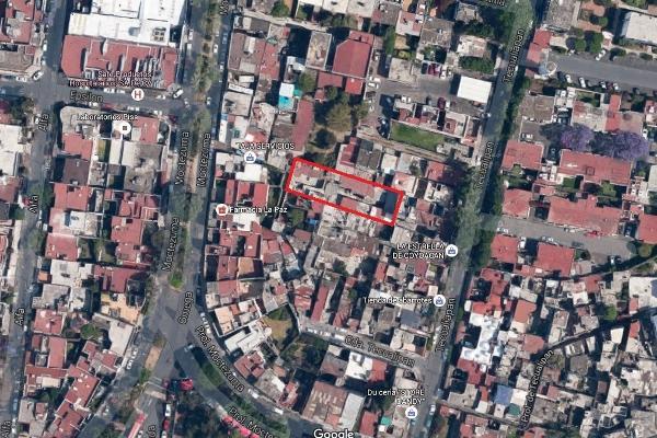 Foto de terreno habitacional en venta en  , ajusco, coyoacán, df / cdmx, 5424834 No. 09