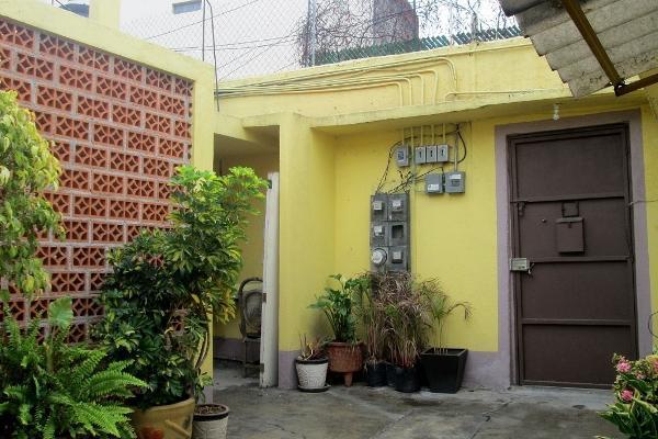 Foto de terreno habitacional en venta en  , ajusco, coyoacán, df / cdmx, 5424834 No. 14
