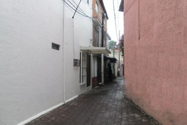 Foto de terreno habitacional en venta en  , ajusco, coyoacán, df / cdmx, 5424834 No. 43