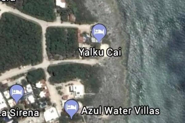 Foto de terreno comercial en venta en  , akumal, tulum, quintana roo, 4669549 No. 05