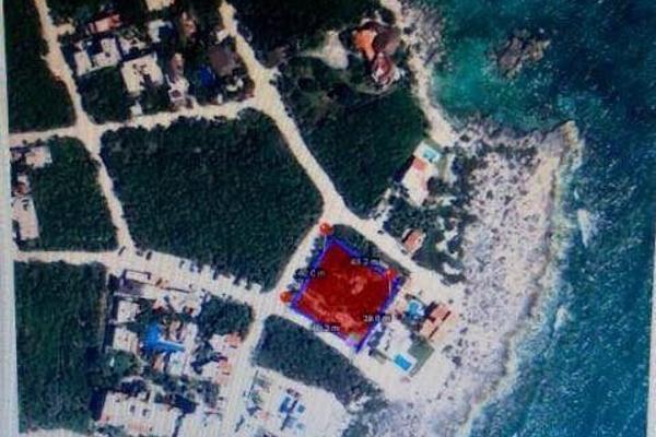 Foto de terreno comercial en venta en  , akumal, tulum, quintana roo, 4669549 No. 09