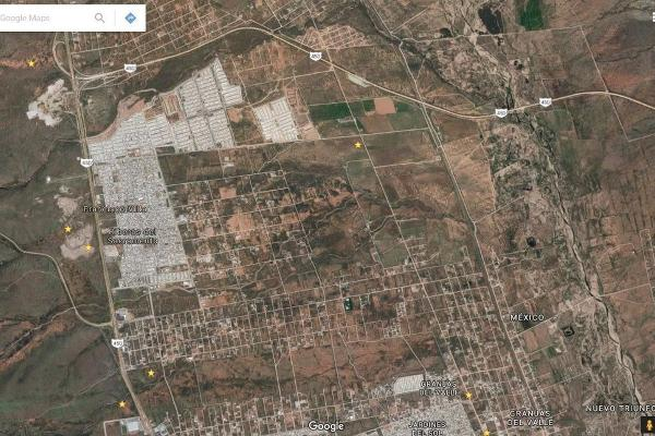 Foto de terreno habitacional en venta en al norte , campestre las carolinas, chihuahua, chihuahua, 5383637 No. 01