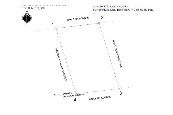 Foto de terreno habitacional en venta en al norte , campestre las carolinas, chihuahua, chihuahua, 5383637 No. 02