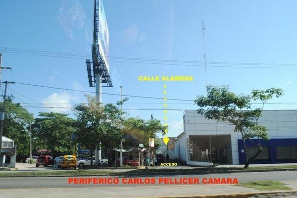 Foto de nave industrial en venta en alameda , miguel hidalgo, centro, tabasco, 8351203 No. 01