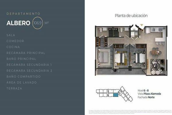 Foto de departamento en venta en alameda otay , la pechuga, tijuana, baja california, 0 No. 04
