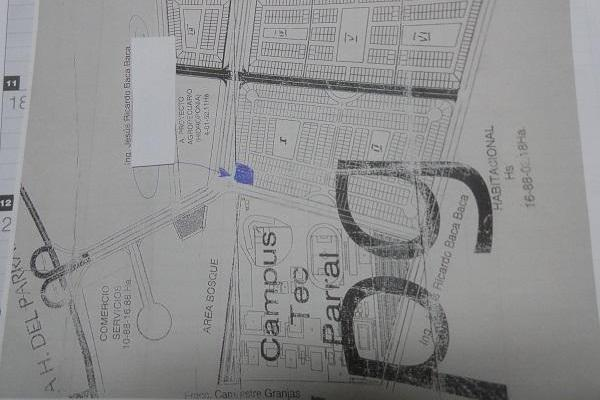 Foto de terreno habitacional en venta en  , alamillo, hidalgo del parral, chihuahua, 7988361 No. 01