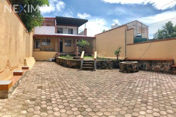 Foto de casa en venta en alamo 165, miraval, cuernavaca, morelos, 10741871 No. 01