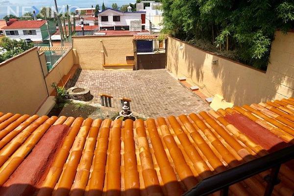 Foto de casa en venta en alamo 165, miraval, cuernavaca, morelos, 10741871 No. 22