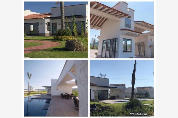 Foto de terreno habitacional en venta en alamo 330, la leona, lagos de moreno, jalisco, 8844501 No. 02