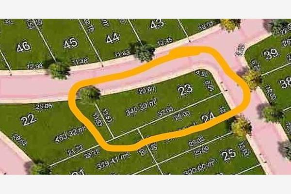Foto de terreno habitacional en venta en alamo 330, la leona, lagos de moreno, jalisco, 8844501 No. 04