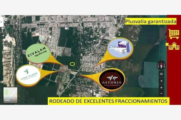 Foto de terreno habitacional en venta en alamos 12, álamos i, benito juárez, quintana roo, 0 No. 01