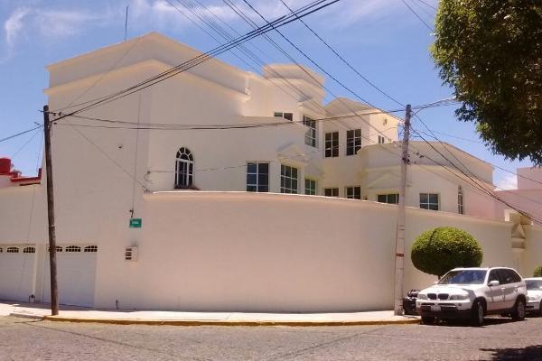 Foto de casa en venta en  , álamos 2a sección, querétaro, querétaro, 14033883 No. 01