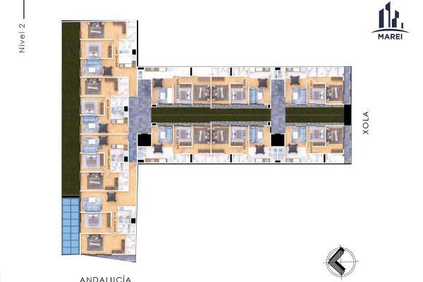Foto de departamento en venta en  , álamos, benito juárez, df / cdmx, 12263630 No. 05