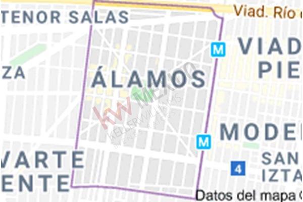 Foto de departamento en venta en  , álamos, benito juárez, df / cdmx, 9938259 No. 18