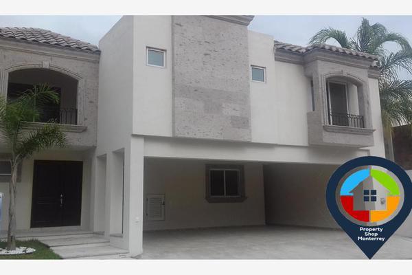 Foto de casa en venta en albatro 500, la joya privada residencial, monterrey, nuevo león, 8633021 No. 01