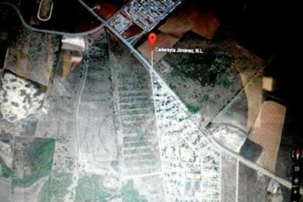 Foto de terreno habitacional en venta en  , alberos, cadereyta jiménez, nuevo león, 4671676 No. 04
