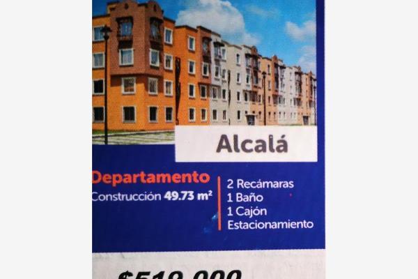 Foto de departamento en venta en alcalá 1, real de huejotzingo, huejotzingo, puebla, 0 No. 01