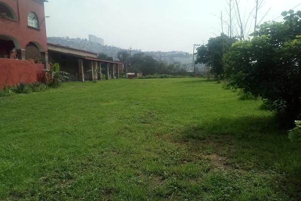 Foto de terreno habitacional en venta en alcanfores , la presa (tejocote), naucalpan de juárez, méxico, 0 No. 01