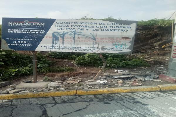 Foto de terreno habitacional en venta en alcanfores , la presa (tejocote), naucalpan de juárez, méxico, 0 No. 12