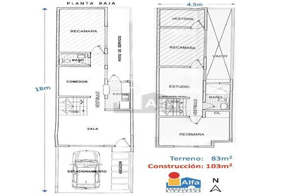 Foto de casa en venta en alcanfores , real del bosque, tultitlán, méxico, 21329989 No. 18