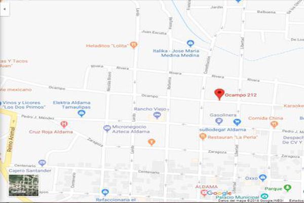 Foto de terreno habitacional en venta en  , aldama, aldama, tamaulipas, 0 No. 02