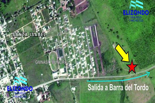 Foto de terreno habitacional en venta en  , aldama, aldama, tamaulipas, 19091176 No. 01