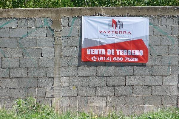 Foto de terreno habitacional en venta en  , aldama centro, aldama, chihuahua, 5694451 No. 08
