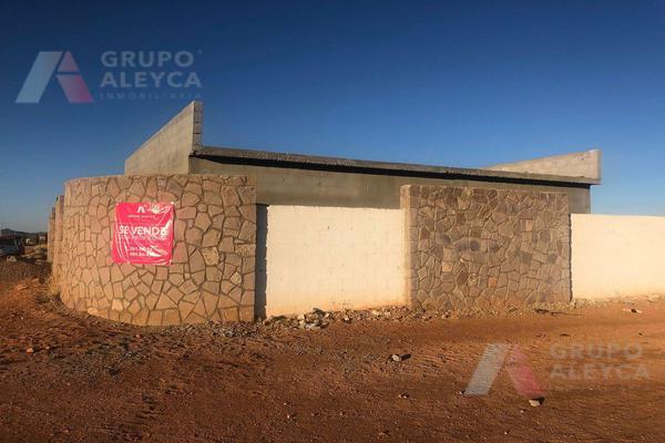 Foto de terreno habitacional en venta en  , aldama centro, aldama, chihuahua, 8098188 No. 01