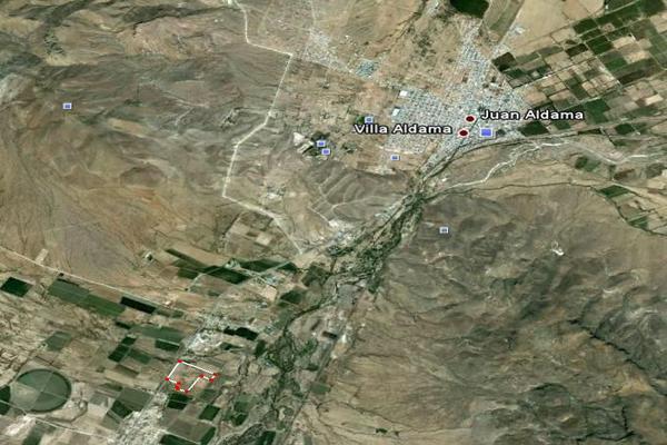Foto de terreno habitacional en venta en  , aldama centro, aldama, chihuahua, 8307609 No. 05