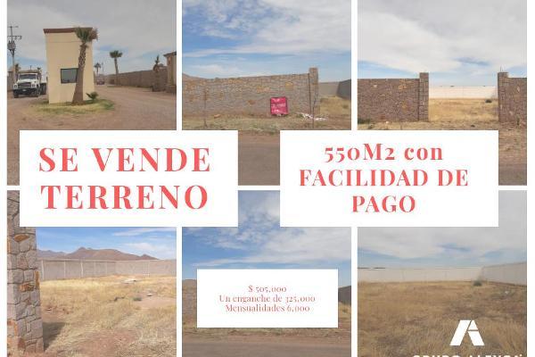 Foto de terreno habitacional en venta en  , aldama centro, aldama, chihuahua, 8098148 No. 01
