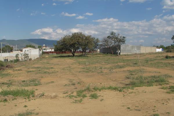 Foto de terreno industrial en venta en aldama , lomas de monte albán, santa cruz xoxocotlán, oaxaca, 5931494 No. 02