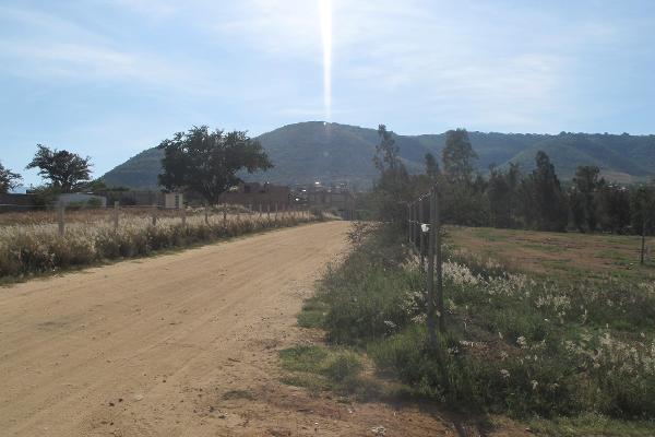 Foto de terreno industrial en venta en aldama , lomas de monte albán, santa cruz xoxocotlán, oaxaca, 5931494 No. 01