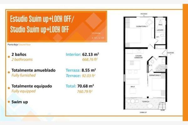 Foto de departamento en venta en aldea 13, villas tulum, tulum, quintana roo, 10188476 No. 05