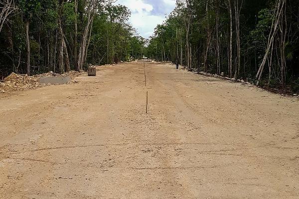 Foto de terreno habitacional en venta en aldea premium zama , tulum centro, tulum, quintana roo, 3735614 No. 04