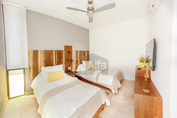 Foto de departamento en venta en aldea zama - avenida coba , aldea zama, tulum, quintana roo, 7512549 No. 18
