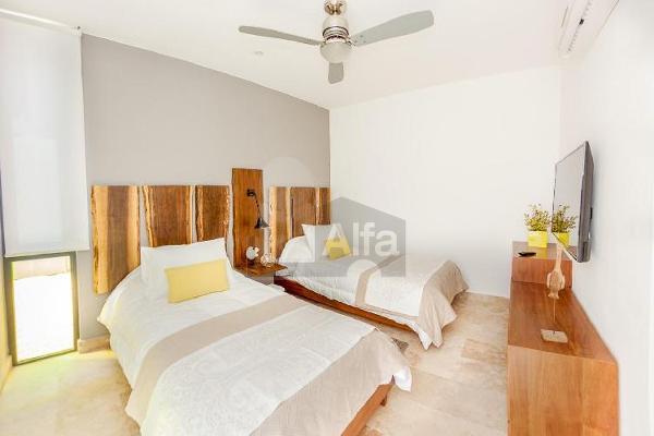 Foto de departamento en venta en aldea zama - avenida coba , tulum centro, tulum, quintana roo, 7512549 No. 18