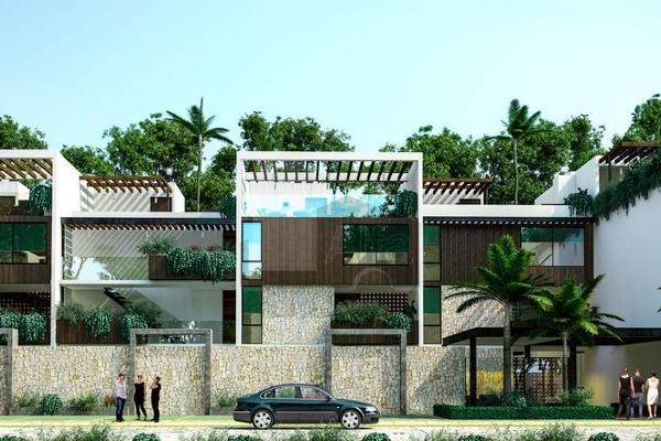 Foto de departamento en venta en aldea zama , tulum centro, tulum, quintana roo, 5710757 No. 01