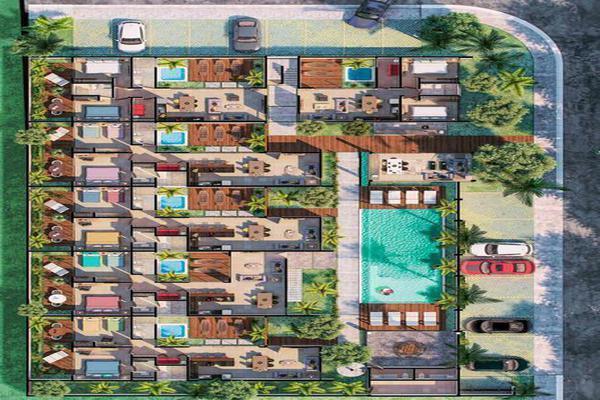 Foto de departamento en venta en aldea zama , tulum centro, tulum, quintana roo, 7497357 No. 12